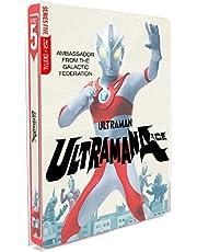 ウルトラマンエース コンプリート ブルーレイ 限定スチールブック仕様 [Blu-ray リージョンA] (輸入版)