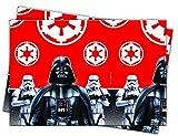 Tovaglia Star Wars battaglia finale - 120 x 180 cm