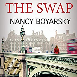 The Swap: A Nicole Graves Mystery      Nicole Graves Mysteries, Book 1              By:                                                                                                                                 Nancy Boyarsky                               Narrated by:                                                                                                                                 Jane Oppenheimer                      Length: 10 hrs and 37 mins     3 ratings     Overall 4.7