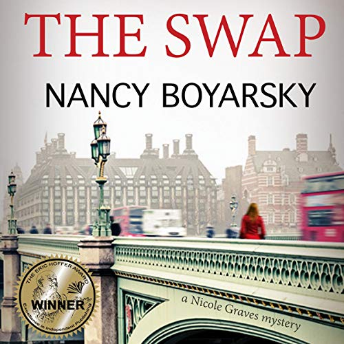 The Swap: A Nicole Graves Mystery  cover art