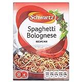 Schwartz Mezcla De Espagueti Boloñesa Receta (40g)