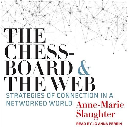The Chessboard and the Web audiobook cover art