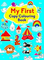 Copy Colouring Book- My First Copy Colouring Book