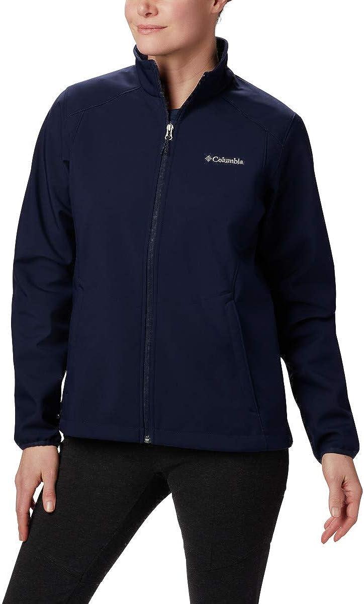 Columbia Womens Kruser Ridge Ii Softshell Jacket
