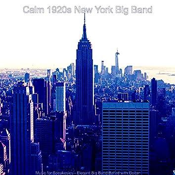 Music for Speakesies - Elegant Big Band Ballad with Guitar
