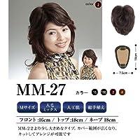 モグ ルピシオ MM-27 フロント16cm/トップ18cm/ネープ18cm 1BB(明るい自然色)