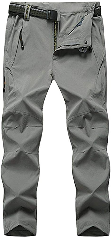 SUNSIN Mens 511 Tactical Cargo Hikin Lightweight Quick Max 87% OFF Dry Dallas Mall Pants