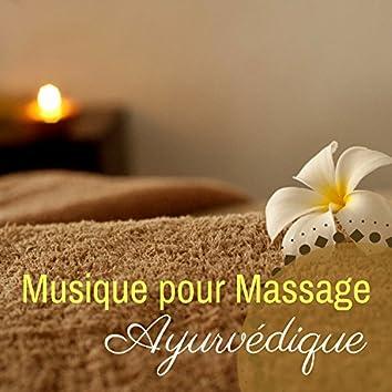 Musique pour Massage Ayurvédique - Musique Indienne de flûte de fond, méditation instrumentale