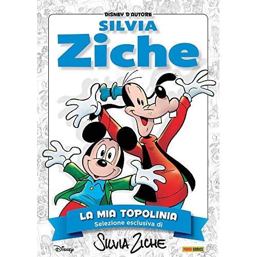 SILVIA ZICHE N. 1 - LA MIA TOPOLINIA