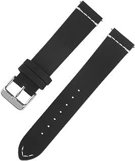 nubuck watch strap