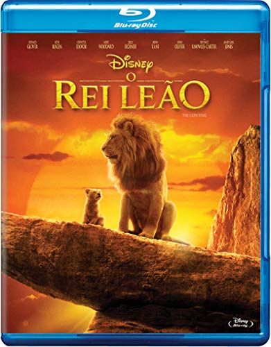 O Rei Leão (2019) [Blu-Ray]