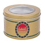 Kashkha Muattar (24g)   Long Lasting Oud Wood Incense Chip   Bergamot, Apple, Cinnamon, Saffron, Cardamom, Agarwood, Cedar, Amber, Musk   For Charcoal/Electric Bukhoor Burner (Mabkhara)   Frankincense