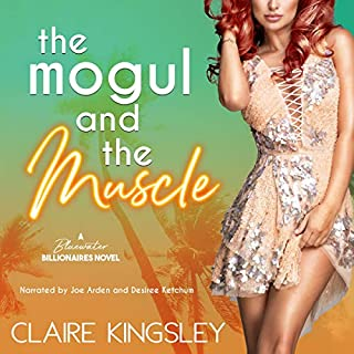 The Mogul and the Muscle cover art