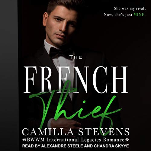 The French Thief audiobook cover art