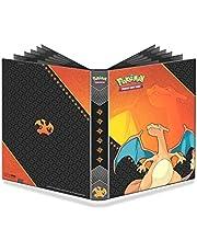 Pokemon: Charizard 18-Pocket Full-View PRO Binder