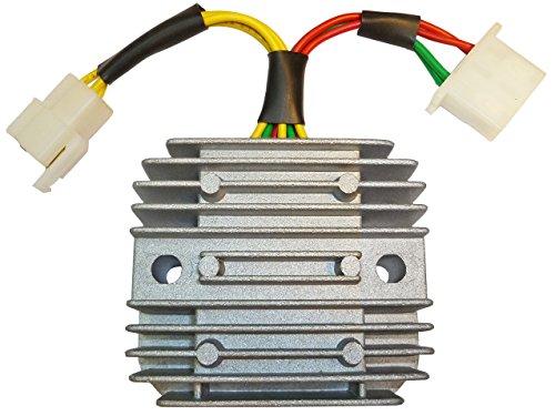Price comparison product image DZE 2054 Voltage Regulator Replaces Honda XLV Trans Alp 600 31600-MS6-921 SH538D-13