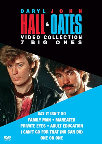 Hall & Oates - 7 Big Ones/Video Collection