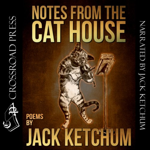 Notes from the Cat House audiobook cover art