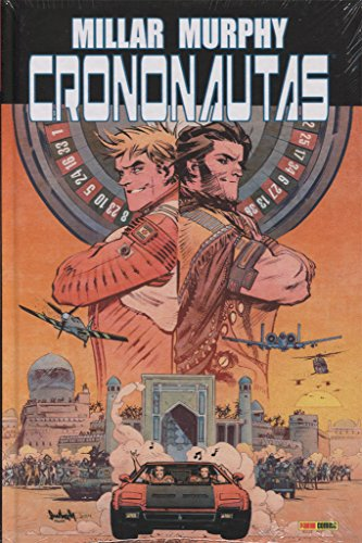 Crononautas (COMIC INDIVIDUAL)