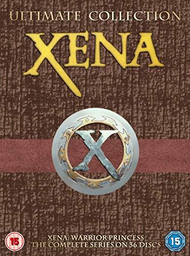 Xena: Warrior Princess: Complete - Series 1-6 [DVD]