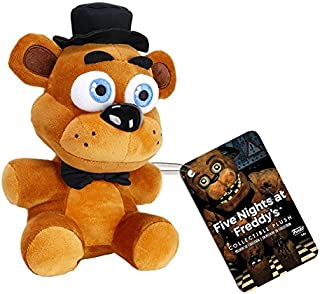Funko Five Nights at Freddy's Freddy Fazbear Plush, 6