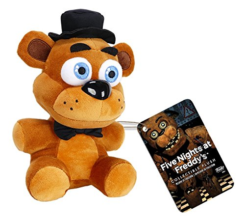Funko Five Nights at Freddy's Freddy Fazbear Plush, 6'