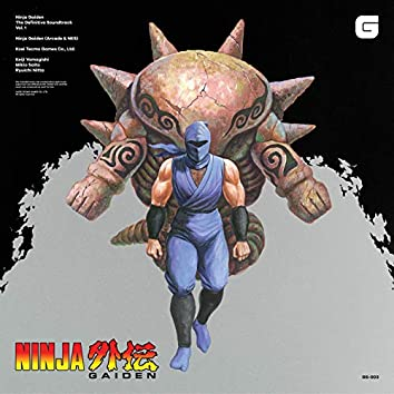 Ninja Gaiden The Definitive Soundtrack, Vol. 1