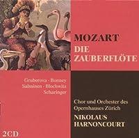 Mozart: Die Zauberflote by GRUBEROVA / BONNEY / ZURICH OPERA ORCH / HARNONCOURT (2009-05-04)
