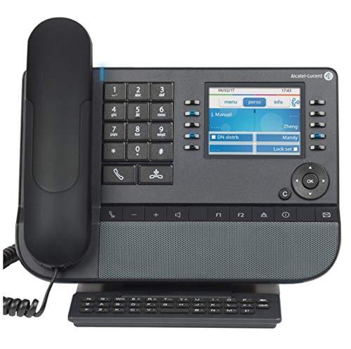 Alcatel Lucent 8058s Premium Systemtelefon QWERTZ 3MG27203DE