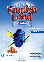 English Land 2nd Edition Level 1 Student Book with CDs