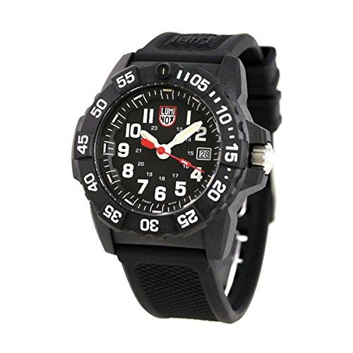 LUMINOX ルミノックス 腕時計 NAVY SEAL 3500SERIES (ネイビーシール 3500シリーズ) ブラック 3501 [並行輸...