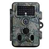 Caméra de Chasse VTIN Caméra de Jeu Nocturne Infrarouge Caméra de Surveillance...