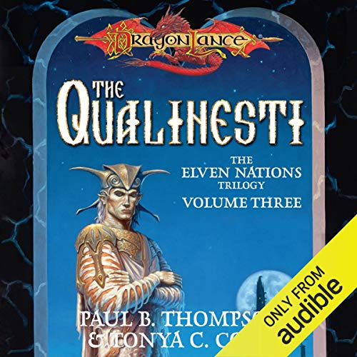 The Qualinesti cover art