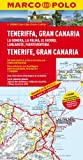 MARCO POLO Karte Teneriffa, Gran Canaria 1:150 000: La Gomera, La Palma, El Hierro, Lanzarote, Fuerteventura (MARCO POLO Karten 1:200.000) - Unknown