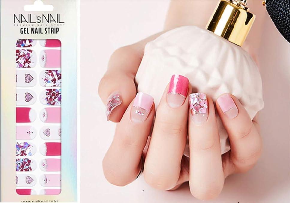 \貼るジェルネイル/Nail's Nail(ネイルスネイル) ジェルネイルストリップ 102