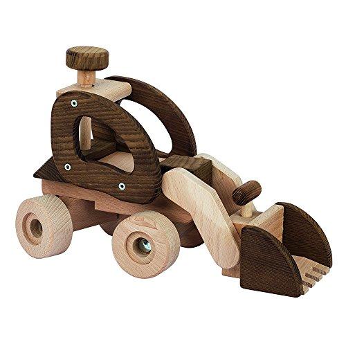 Goki - 2041459 - Figurine Transport Et Circulation - Chargeur À Roue