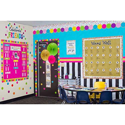 Teacher Created Resources Confetti Big Big Border (TCR8980) Photo #2