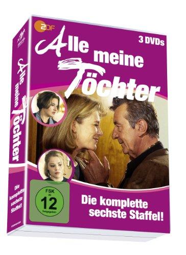 Alle meine Töchter - Staffel 6 (3 DVDs)