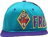 The Flintstones Fred 2- Tone Logo Block Snapback-FLIN2