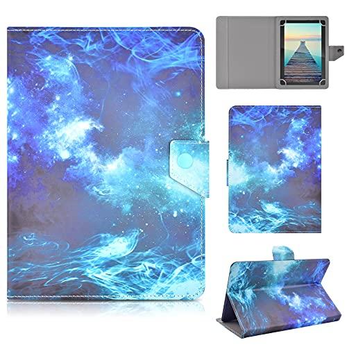 "KATUMO Funda Universal Tablet 10.1 Pulgadas - Carcasa Delgada para Tableta Beista 10"", KXD 10"", Lnmbbs 10"", Yotopt 10"", BQ Aquaris M10 Book Cover"