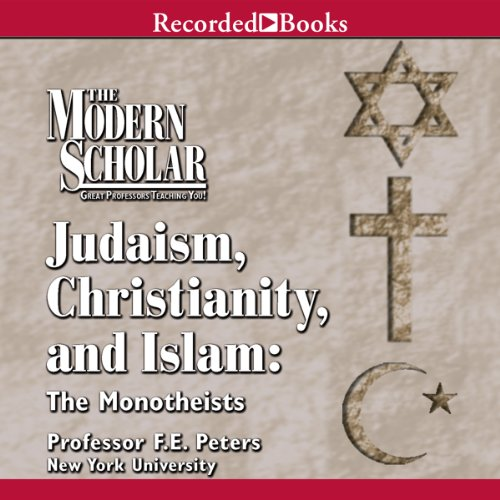 Judaism, Christinanity and Islam Titelbild