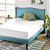 Zinus Memory Foam 10 Inch Green Tea Mattress, Queen, White