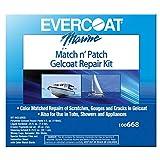 Evercoat 100668 Gelcoat Repair Kit- 4 fl. oz.