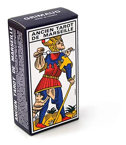 Grimaud - Tarot de Marseille Version Française - Cartomancie
