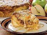 Danish Cinnamon Apple Bread Pudding