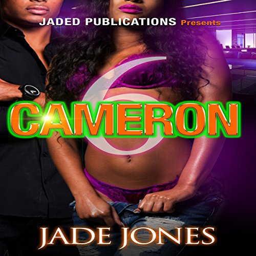 Cameron 6 audiobook cover art