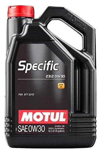 Specific, olio lubrificante speciale, confezione da 5 l, codice...