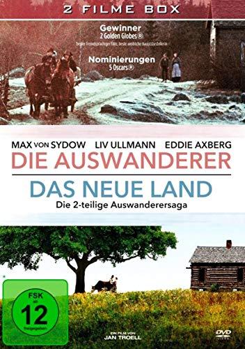 Die Auswanderer / Das neue Land - Die 2-teilige Auswanderersaga [2 DVDs]