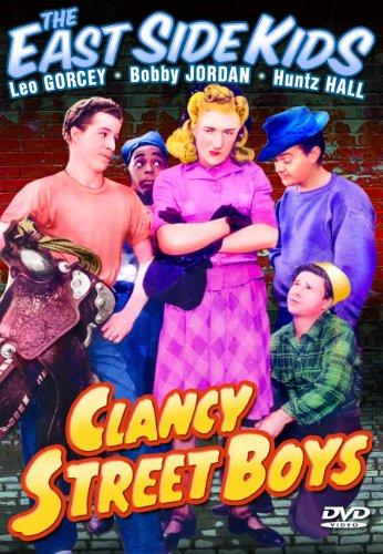 East Side Kids: Clancy Street Boys