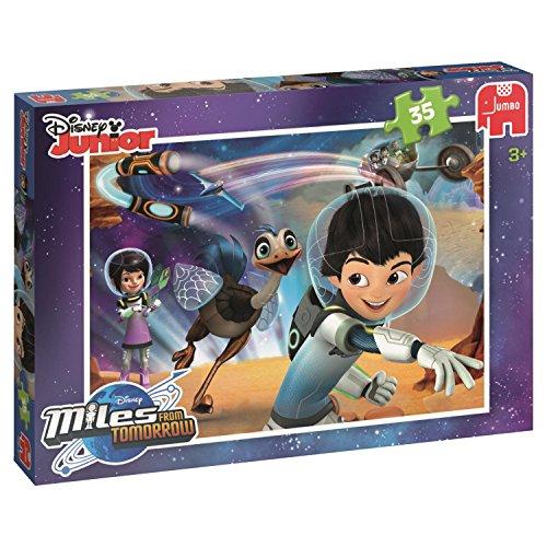 Disney Miles From Tomorrow Puzzle (35 Piece, multicolor) , color/modelo surtido